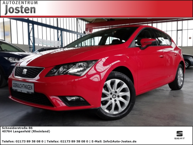 Seat Leon Style 1.4 TSI Navi PDC Winterpaket, Jahr 2013, petrol