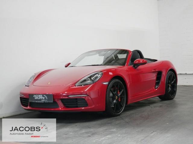 Porsche Boxster finanzieren