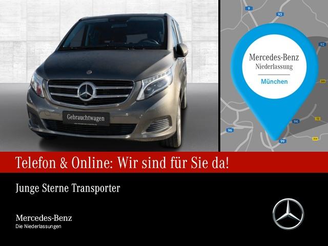 Mercedes-Benz V 250 d 4M AVANTGARDE Kompakt Comand Standhzg., Jahr 2018, Diesel