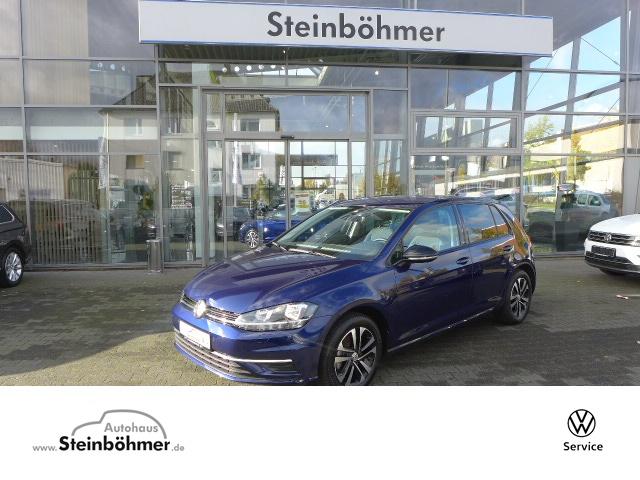 Volkswagen Golf IQ.DRIVE 1.6TDI BlindSpot LaneAssist ACC, Jahr 2019, Diesel