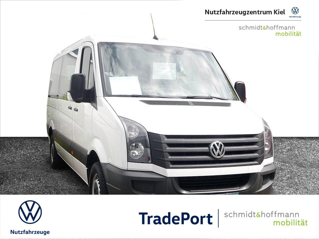 Volkswagen Crafter 35 2.0 TDI Kombi, Jahr 2016, Diesel