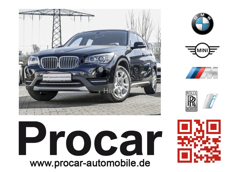 BMW X1 sDrive18d xLine Navi Business Klimaaut. Xenon, Jahr 2013, Diesel
