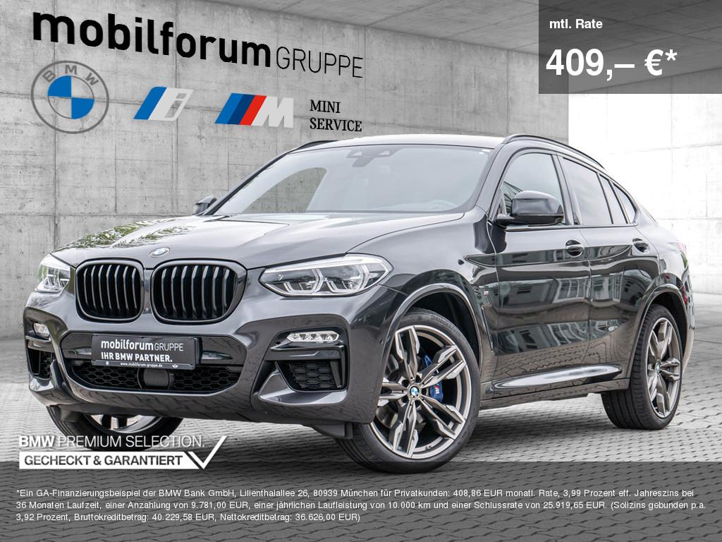 BMW X4 M40i, Jahr 2019, Benzin