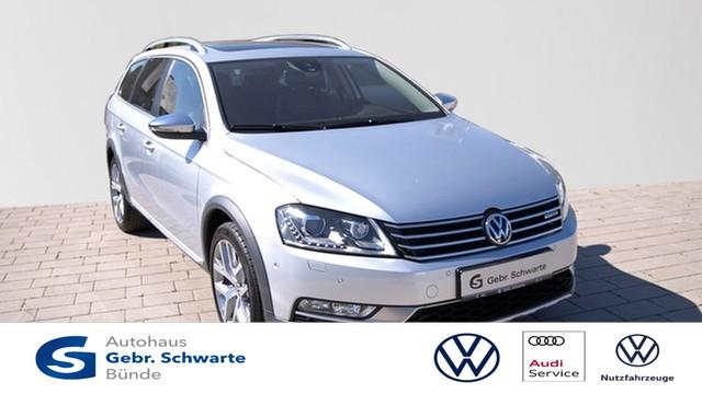 Volkswagen Passat Alltrack 4M 2.0 TDI DSG Alltrack Leder Xenon Navi Pano, Jahr 2014, Diesel