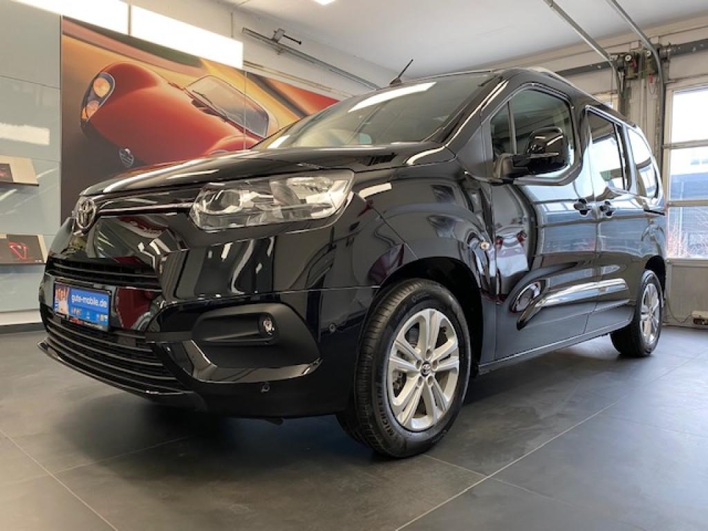 Toyota Proace City 1.2 T L1 Team D, Jahr 2020, Benzin