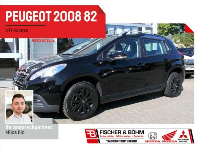 Peugeot 2008 Access 82 VTi mit Klimaanlage, Jahr 2014, Benzin