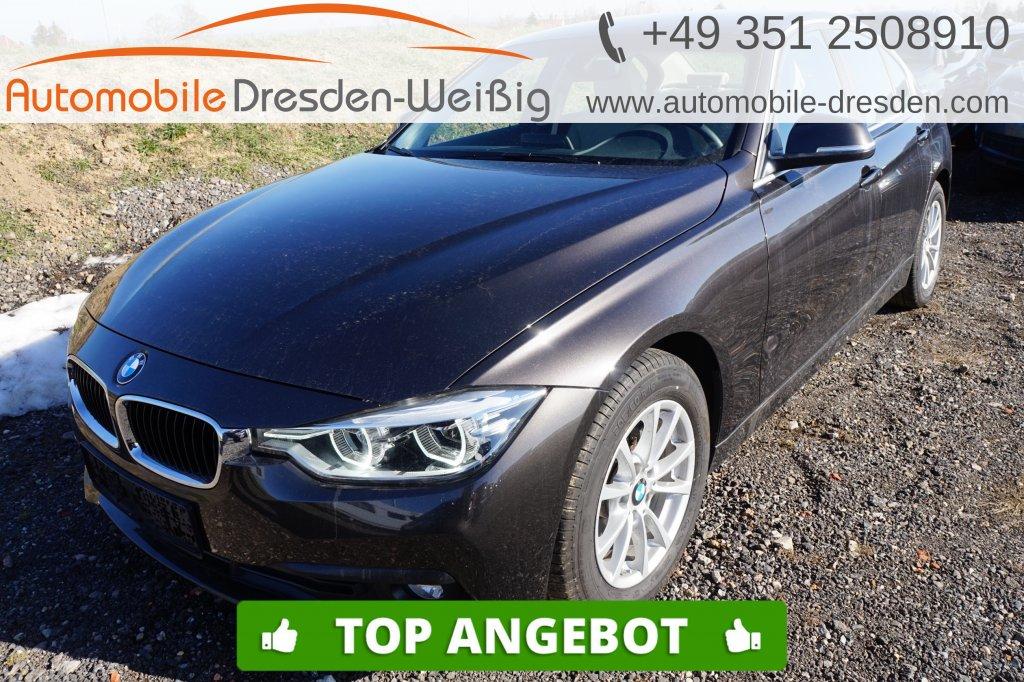 BMW 320 d Efficient Dynamics Advantage*Navi*HiFi*LED, Jahr 2017, Diesel