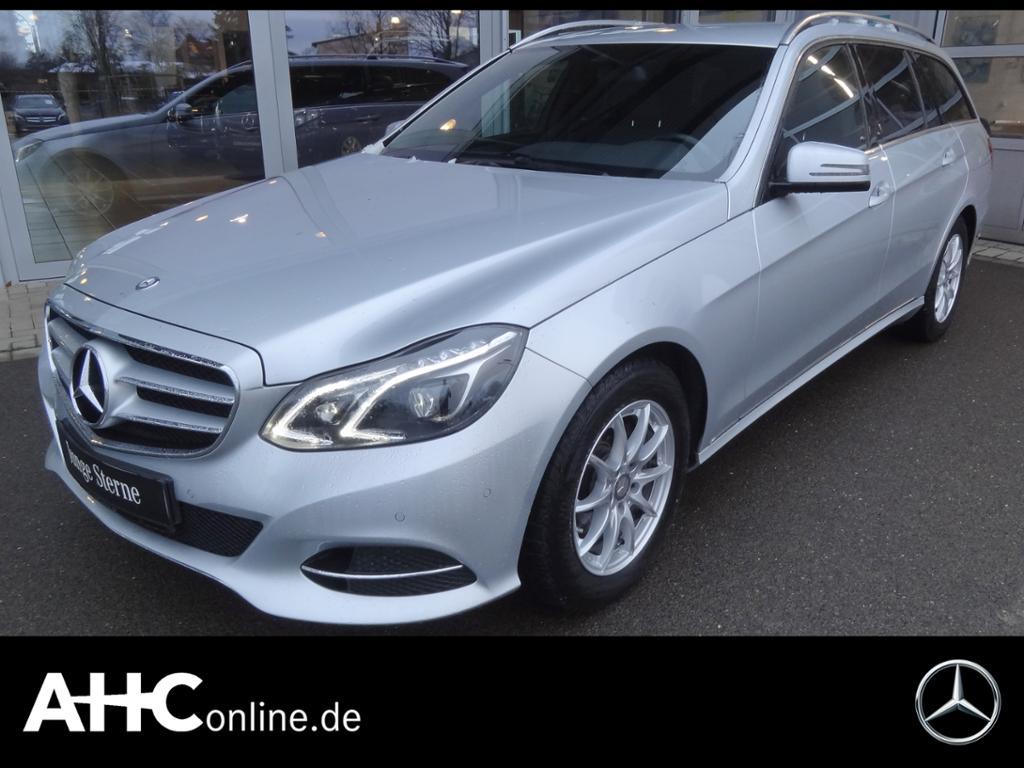 Mercedes-Benz E 200 T BT AVANTGARDE+COMAND+LED+PDC+80L TANK..., Jahr 2014, Diesel