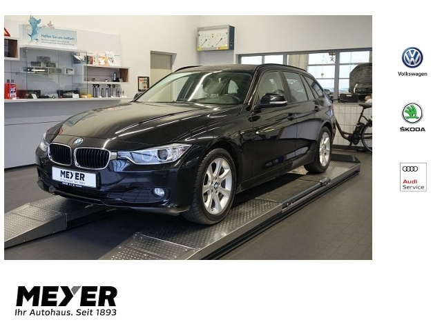 BMW 316 i Touring Automatik *Klimaautomatik, Sitzhzg, Jahr 2013, Benzin