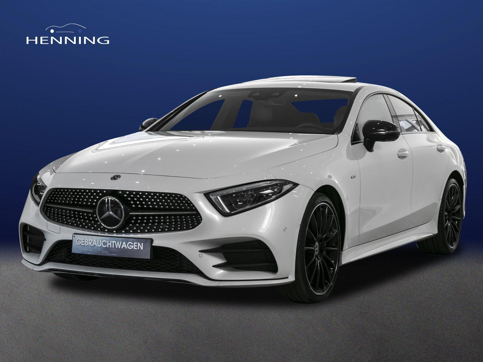Mercedes-Benz CLS 400 d 4M AMG Editon1 Wide Multib 360 Head Up, Jahr 2018, Diesel