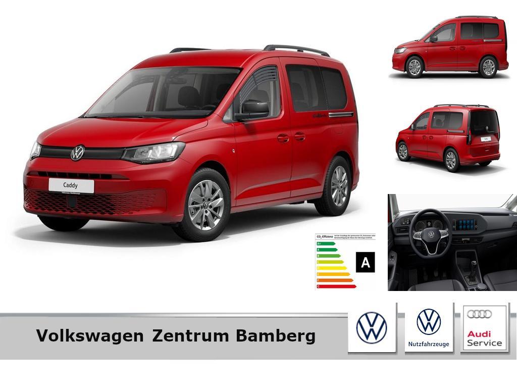 Volkswagen Caddy California 2.0 TDI+DSG+GRA+PDC+BLUETOOTH, Jahr 2021, Diesel