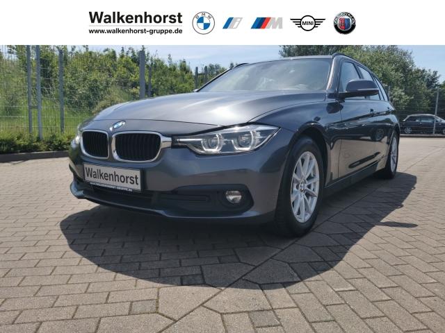 BMW 320 d Efficient Dynamics Advantage Touring EURO 5 Navi LED, Jahr 2018, Diesel