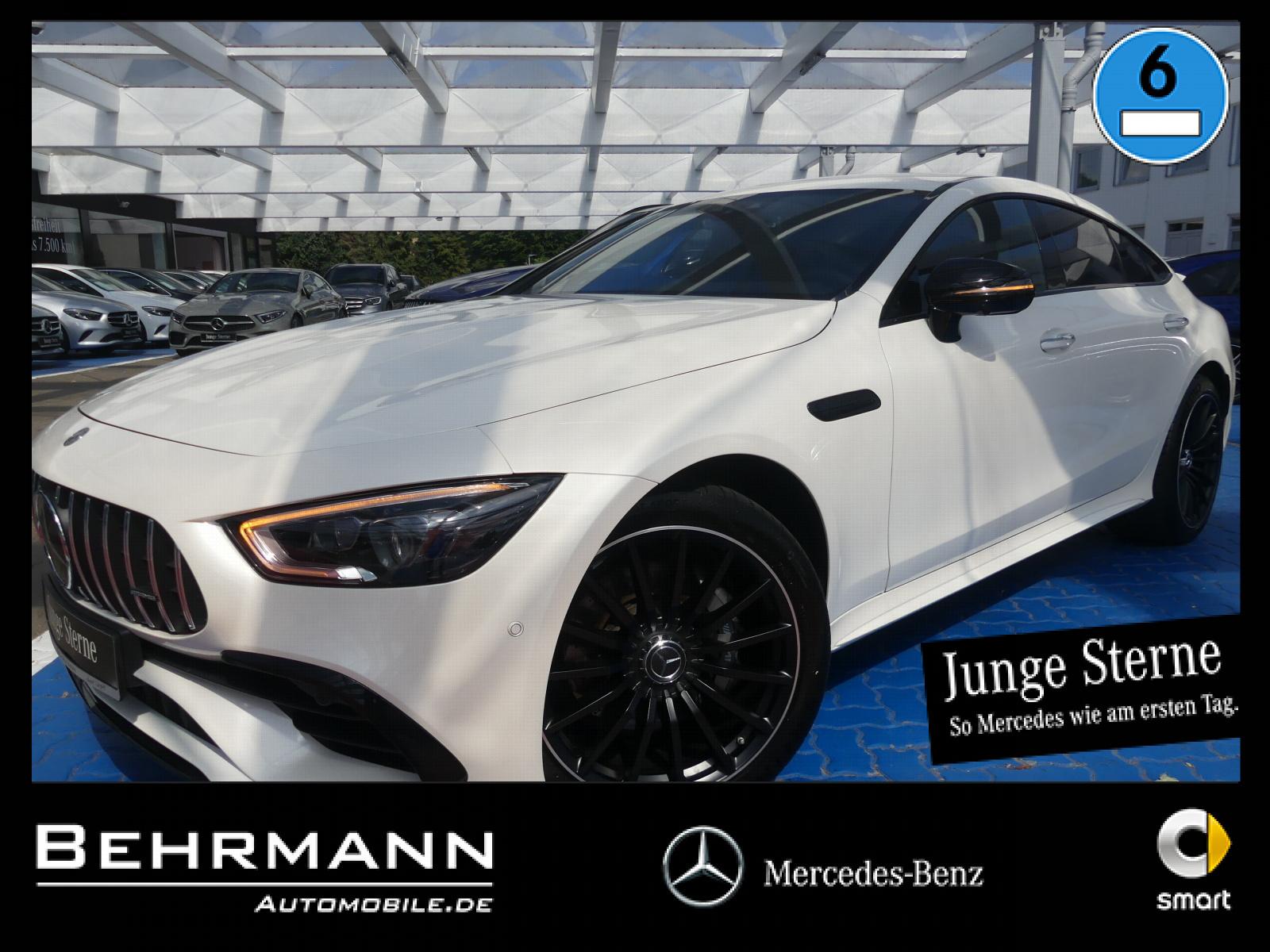 Mercedes-Benz AMG GT 43 4M+ ++Distronic+AHK+Burmester+HUD+LED+, Jahr 2020, Benzin