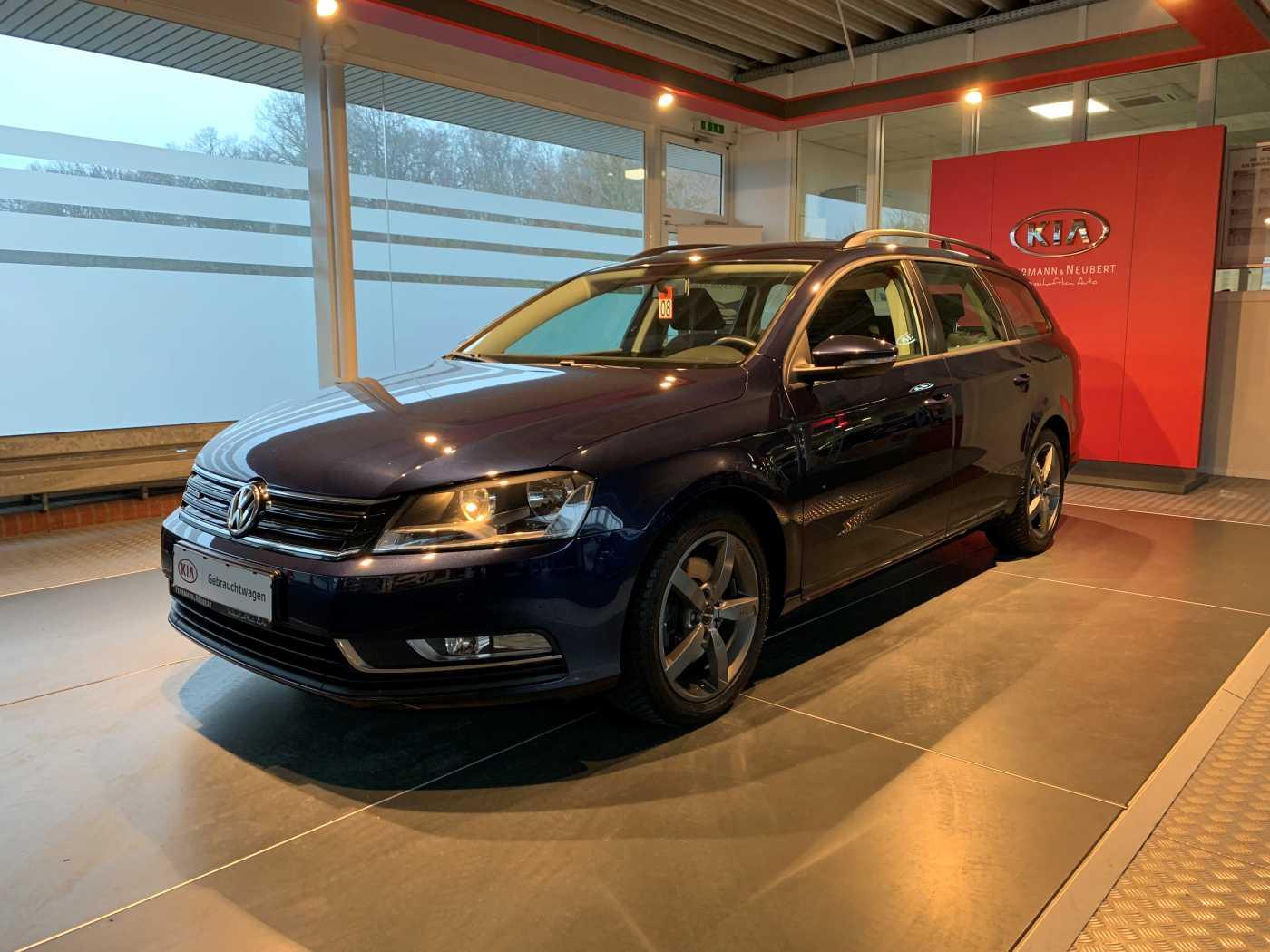 Volkswagen Passat Variant 1.6 TDI BMT Trendline Navi, Jahr 2014, Diesel