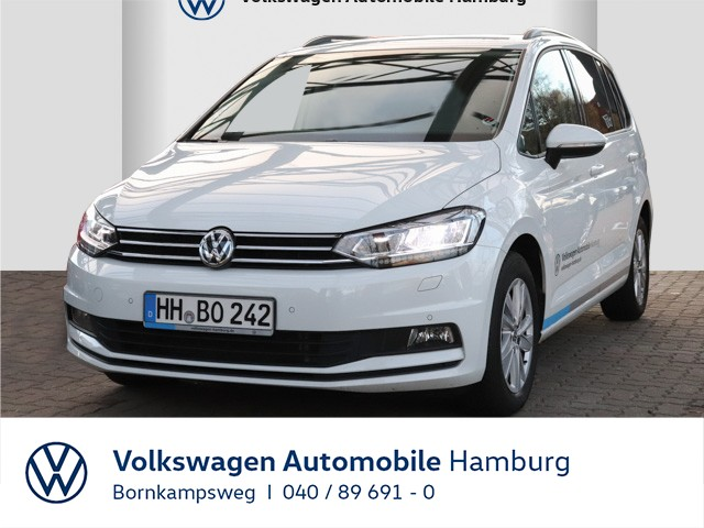 Volkswagen Touran Comfortline 2.0 TDI SCR DSG NAVI/LED, Jahr 2020, Diesel