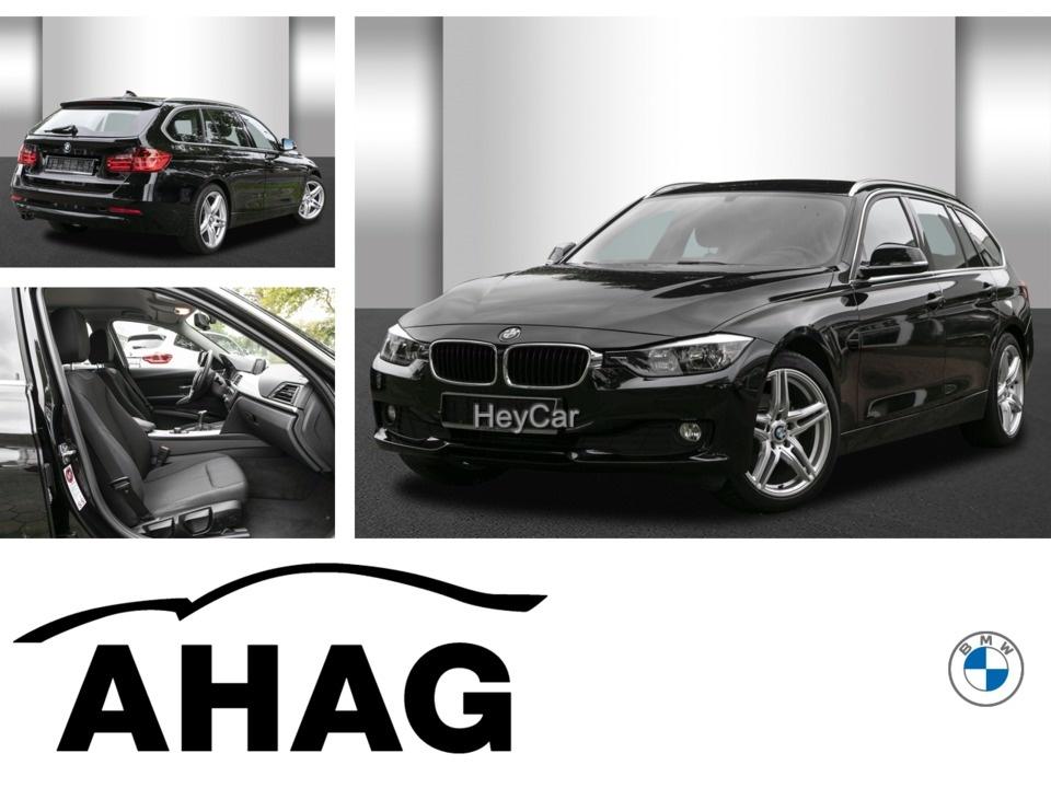 BMW 316d Touring Aut. Heckkl. Durchlade NSW, Jahr 2012, Diesel