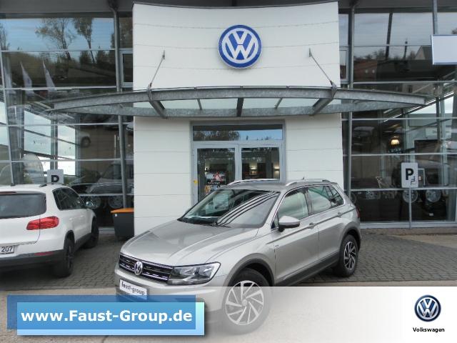 Volkswagen Tiguan JOIN UPE 41000 EUR EU6dTemp AHK ACC NAVI, Jahr 2019, Diesel