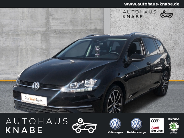 Volkswagen Golf Variant 1.6 TDI BMT IQ.DRIVE NAVI+VIRTUAL-COCKPIT, Jahr 2019, Diesel