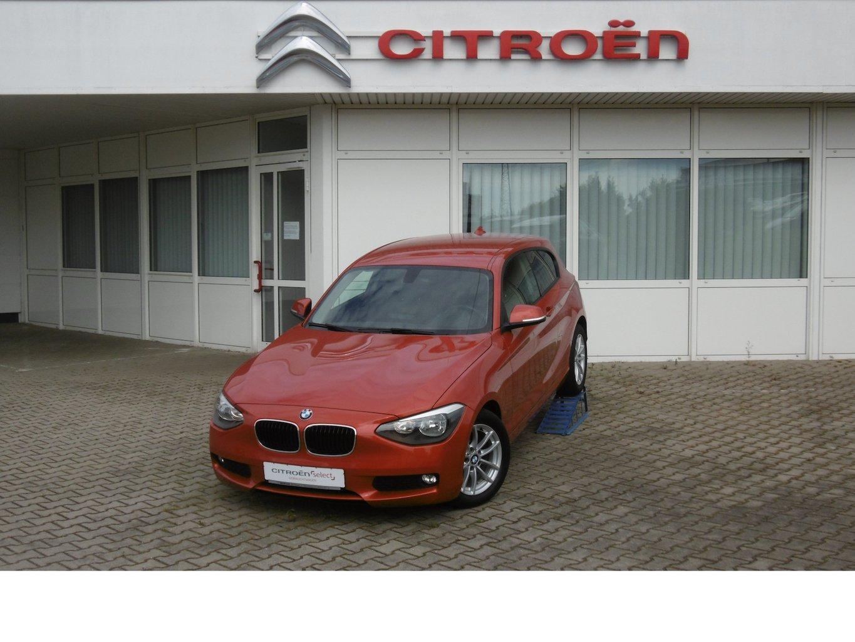 BMW 114i *Klima *PDC *Sitzheizung, Jahr 2013, Benzin
