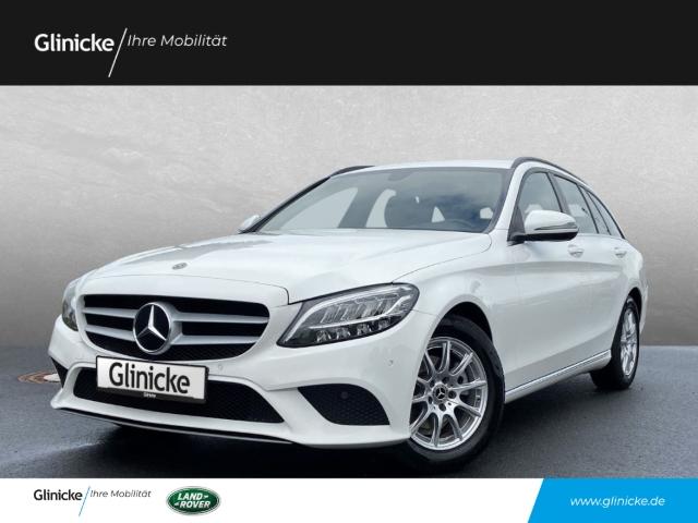 Mercedes-Benz C 180 LED Navi Keyless e-Sitze Parklenkass., Jahr 2018, Diesel
