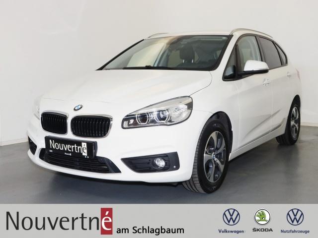 BMW 220d Active Tourer + Navi + LED + AHK, Jahr 2017, Diesel