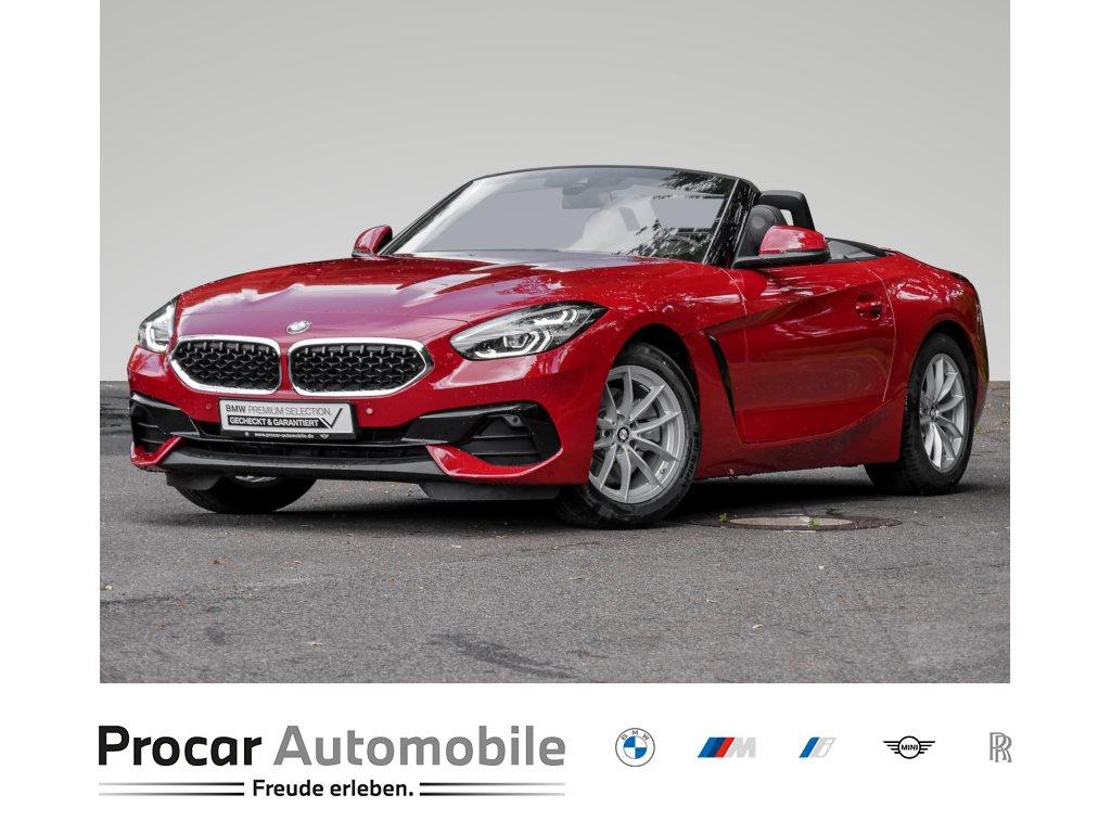 BMW Z4 sDrive20i ADVANTAGE+HUD+DAB+HIFI+KOMFORTZG.+WLAN+SITZHEIZ., Jahr 2020, Benzin