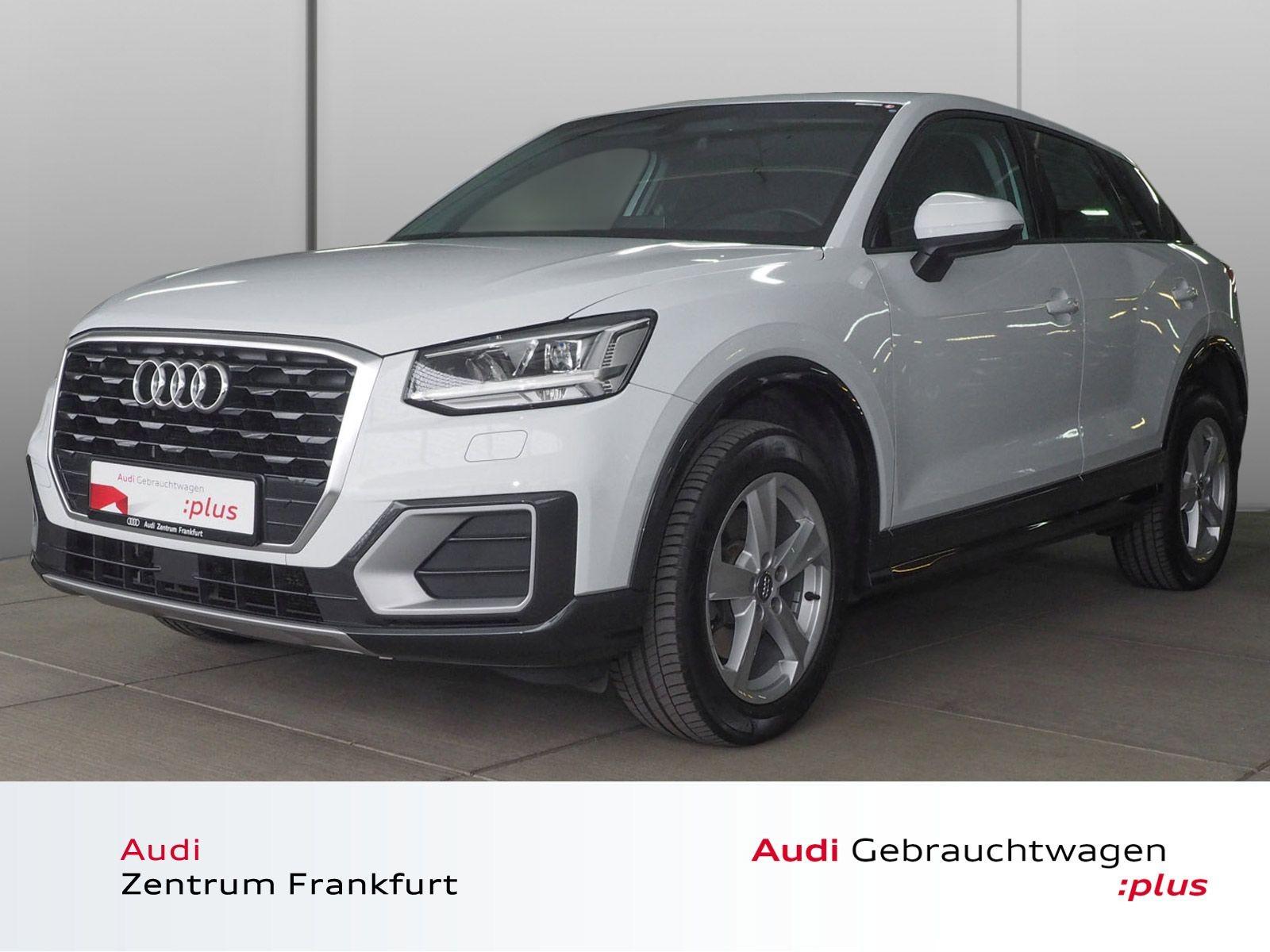 Audi Q2 1.4 TFSI Sport LED Navi DAB Bang&Olufsen, Jahr 2018, Benzin