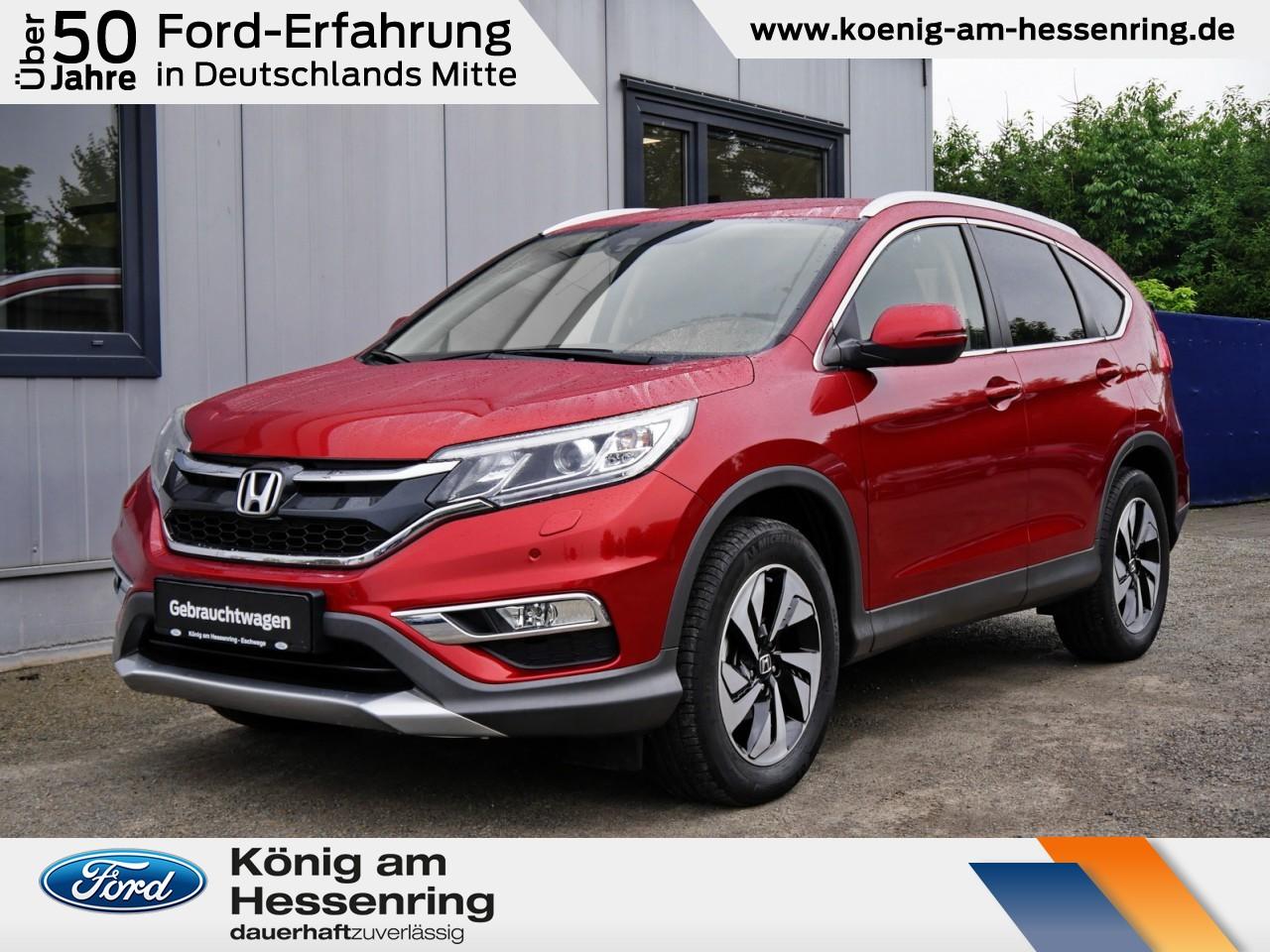 Honda CR-V Lifestyle 2.0 i-VTEC 4x4 NAV+Xenon+DAB+PDC, Jahr 2015, Benzin