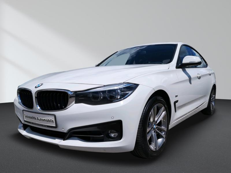 BMW 325d Gran Turismo Sport Line Automatik LED PDC HIFI Navi Panorama, Jahr 2017, Diesel