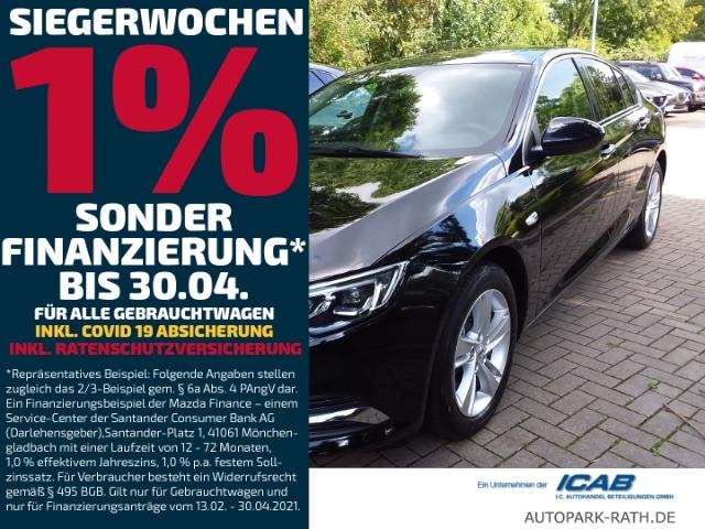 Opel Insignia B Grand Sport INNOVATION ***VOLL***, Jahr 2019, Diesel