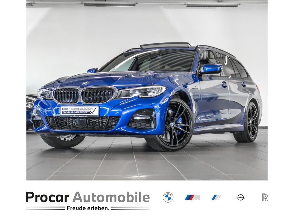 BMW 330e xDrive Laser HuD DAB HiFi AHK Pano Innovision DrivAssProf., Jahr 2021, Hybrid