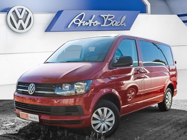 Volkswagen T6 Multivan 2.0 TDI AHK Climatic, Jahr 2018, Diesel