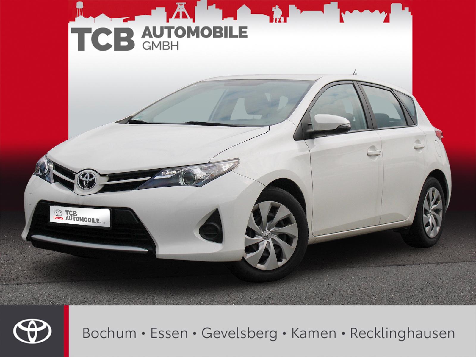 Toyota Auris COOL 1.33 KLIMAAUT. 8-FACH BEREIFT USB AUX, Jahr 2015, Benzin