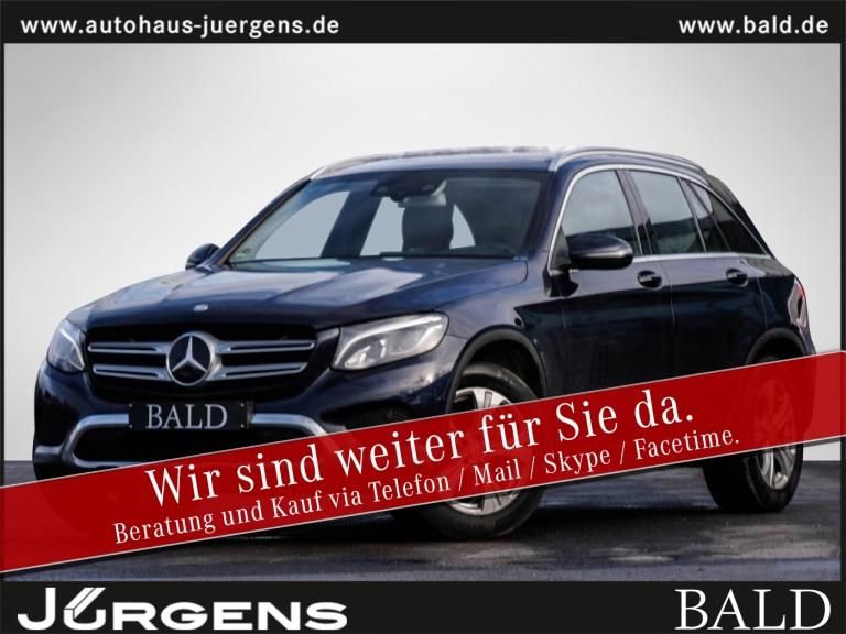 Mercedes-Benz GLC 250 d 4M Exclusive/Navi/LED/Cam/Pano/Stdhz, Jahr 2016, Diesel