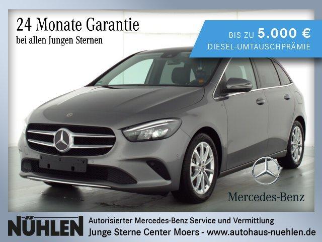 Mercedes-Benz B 180 d Progressive+LED+Sitzhzg.+Park-Assist., Jahr 2020, Diesel