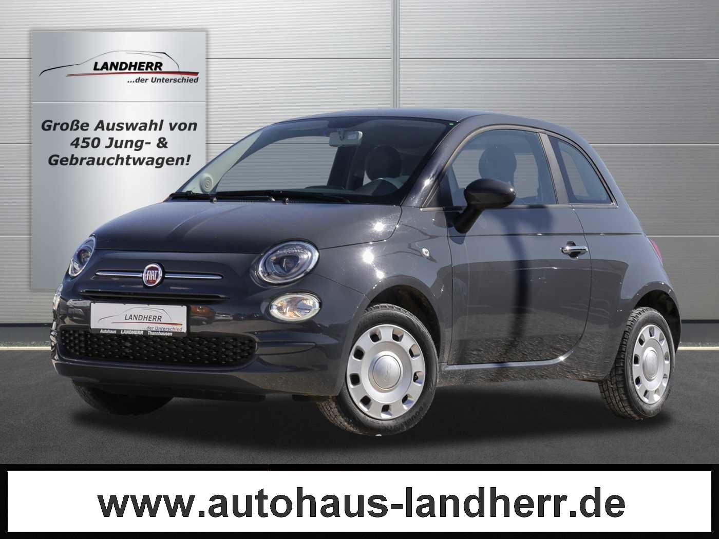 Fiat 500 Pop // Klima, Jahr 2017, Benzin