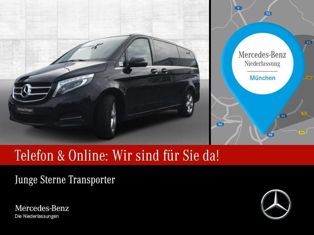 Mercedes-Benz V 250 d AVANTGARDE SPORT Park-Ass. Kamera Comand, Jahr 2019, Diesel