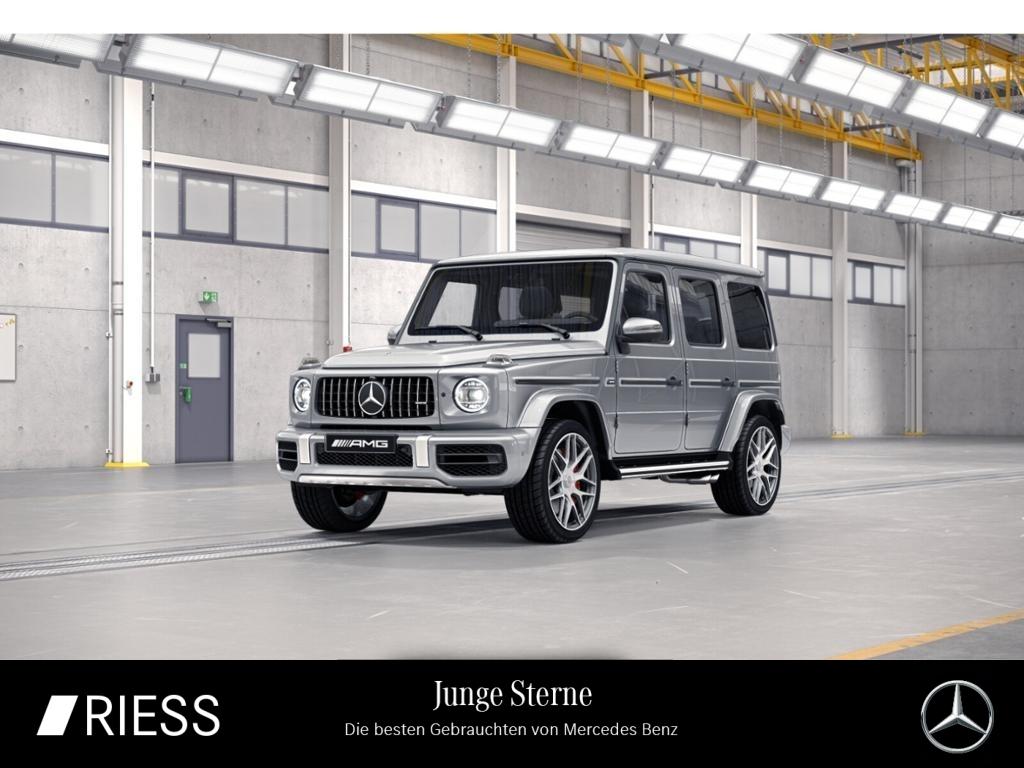 Mercedes-Benz G 63 AMG Drivers Schiebe Burmes 360 Wide 22'', Jahr 2020, Benzin