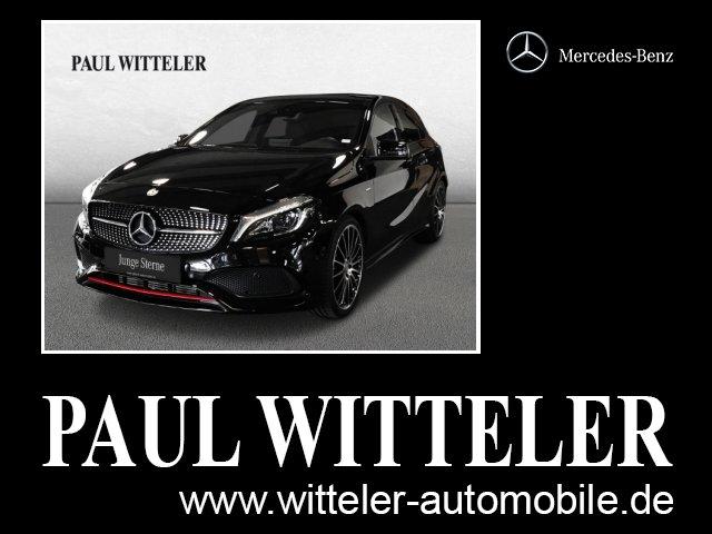 Mercedes-Benz A 250 Sport AMG Line/Night/LED/Park-Pilot/AMG LM, Jahr 2016, Benzin