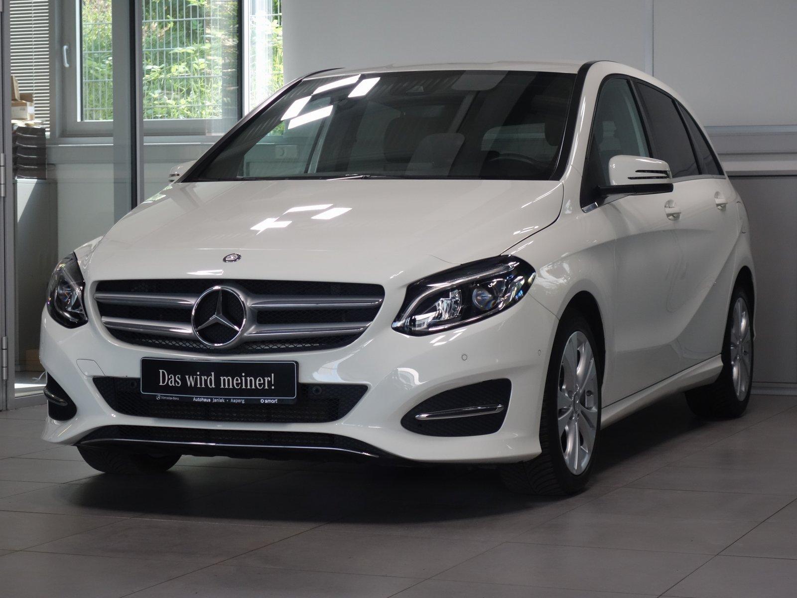 Mercedes-Benz B 220 4M Urban|AHK|LED|Navi|PDC&Kamera|Klima|SHZ, Jahr 2016, Benzin