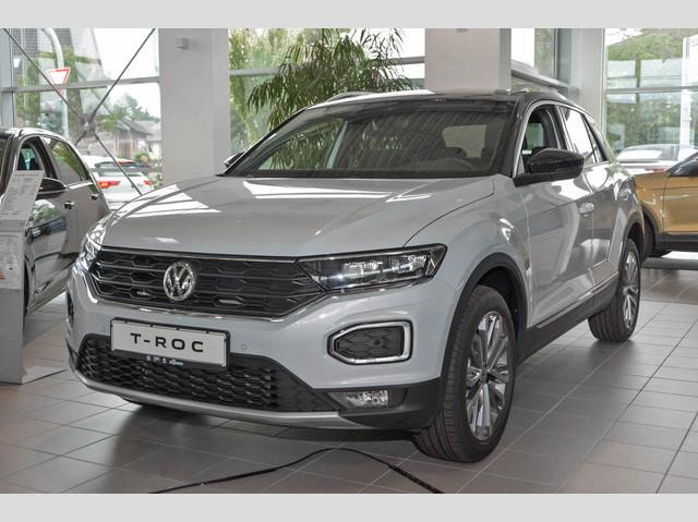 Volkswagen T-Roc 'UNITED' 1.5 l TSI OPF 110 kW (150 PS) 7-Gang-Doppelkupplungsgetriebe DSG, Jahr 2020, Benzin