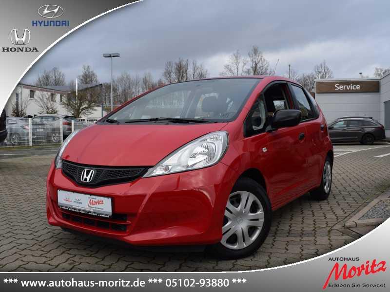 Honda Jazz 1.2i Advantage *NEUE ALLWETTER*, Jahr 2012, petrol