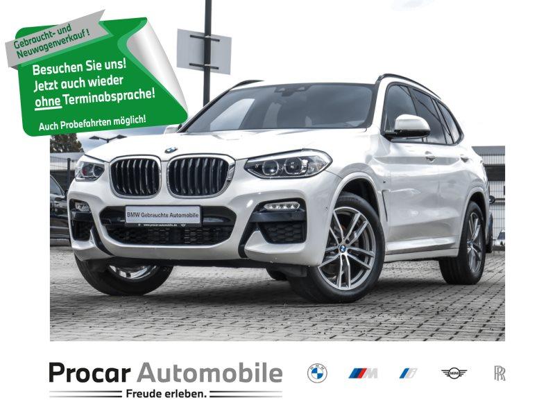 BMW X3 xDrive20d M Sport 19 Alu LED Navi Bus. Klimaaut., Jahr 2018, Diesel