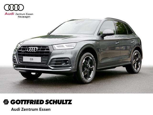 Audi Q5 40 TDI Quattro S Line Alu 20 Assistenz Pano Navi Kamera uvm., Jahr 2020, Diesel
