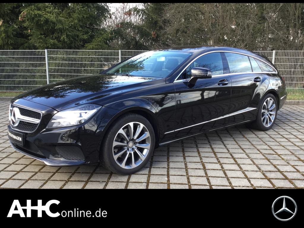 Mercedes-Benz CLS 250 d 4M SB Garmin+360°+LED+SportpaketExt., Jahr 2015, Diesel