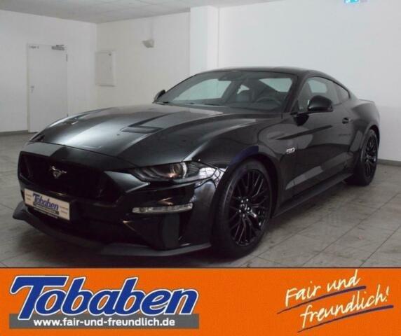 Ford Mustang GT Coupe 5.0 Autom. LED Klima Navi ACC, Jahr 2020, Benzin