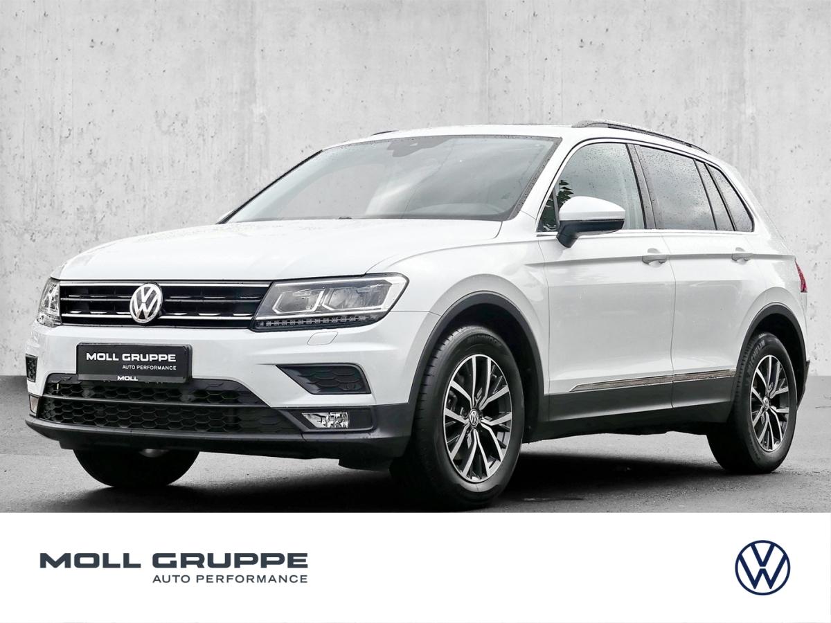 Volkswagen Tiguan 2.0 TDI DSG Comfortline NAVI AHK PANORAMA, Jahr 2018, Diesel