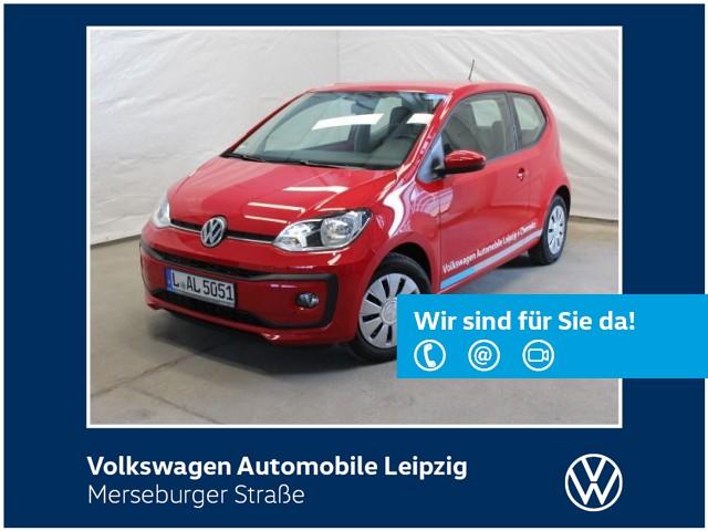 Volkswagen up! 1.0 move up! *SHZ*Klima*PDC*, Jahr 2019, Benzin