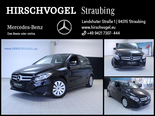 Mercedes-Benz B 220 d Standheizung+Navi+Kam+PDC+SHZ+Spiegel-P., Jahr 2017, Diesel