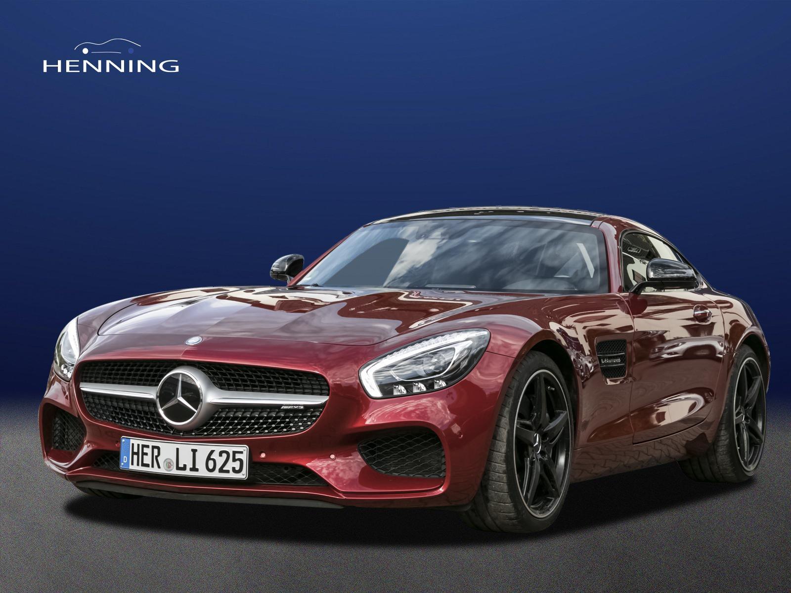 Mercedes-Benz AMG GT Pano. Burm. Distr. Perf. AbGasa. Spurhal., Jahr 2016, Benzin